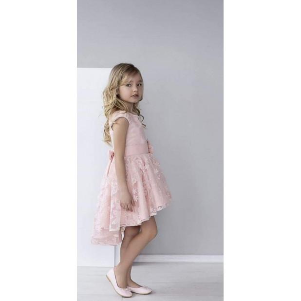 """Puošni suknelė """"Rožinė..."""