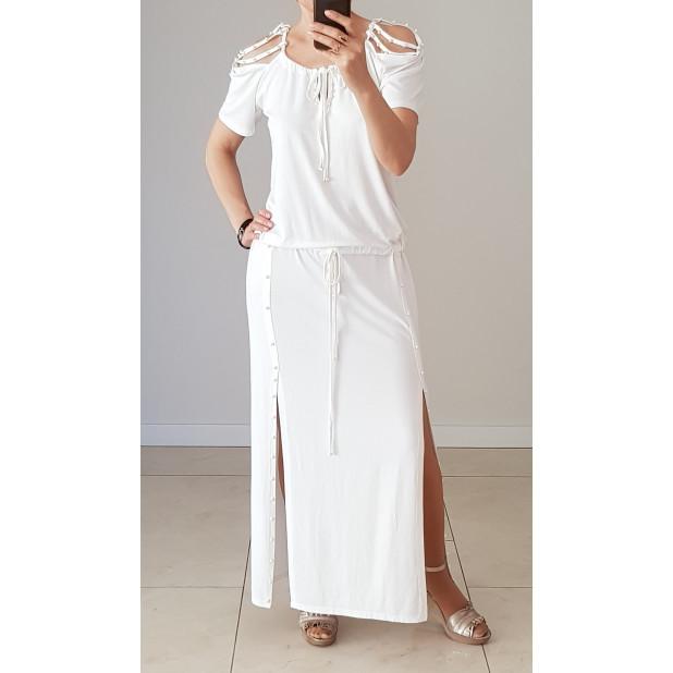 "Balta suknelė ""Perla"""