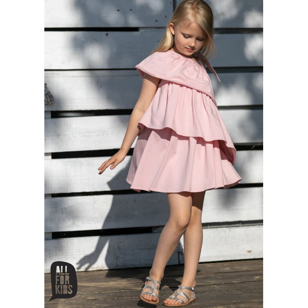 """Suknelė """"Rožinė vaikystė"""""""