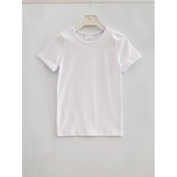 Balti marškinėliai...