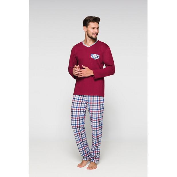 """Medvilninė pižama """"Oksfordas"""""""