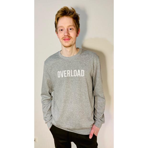 "Vyriškas džemperis ""Overload"""