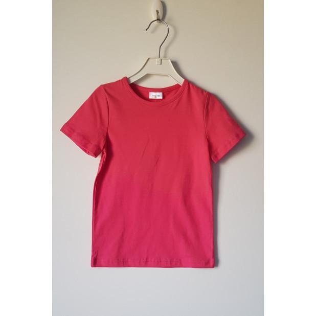 Rožiniai vaikiški marškinėliai