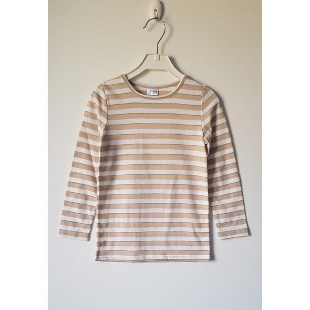 Dryžuoti vaikiški marškinėliai