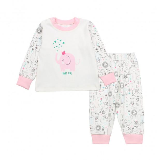 """Pižama """"Rožinis drambliukas"""""""