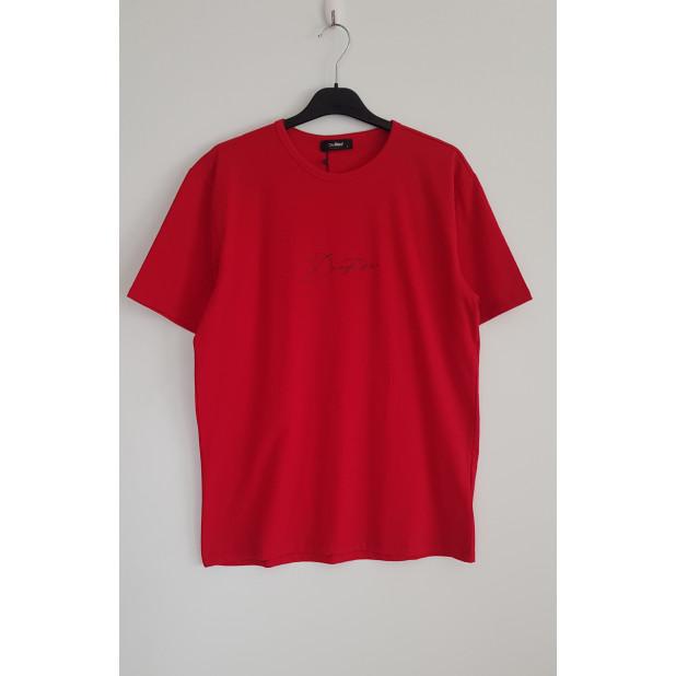 """Raudoni marškinėliai """"Dio..."""