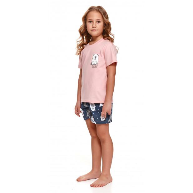 Rožinė pižama mergaitėms...