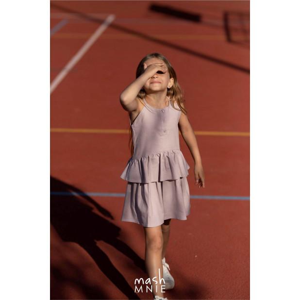 """Rausva suknelė """"Džesika"""""""