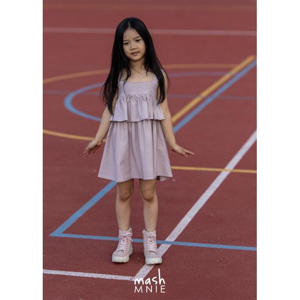 """Rausva suknelė """"Džesika1"""""""