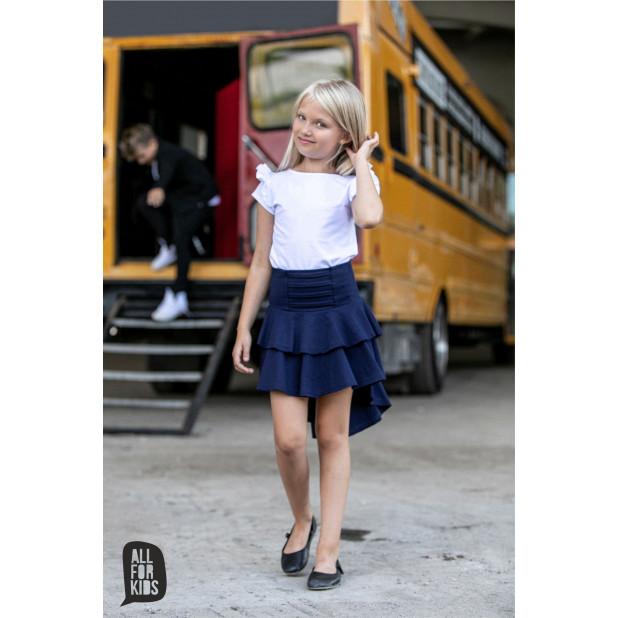 """Mėlynas sijonukas """"Miranda"""""""