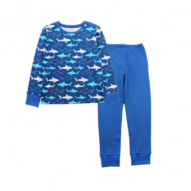"""Pižama """"Mėlynos žuvytės"""""""
