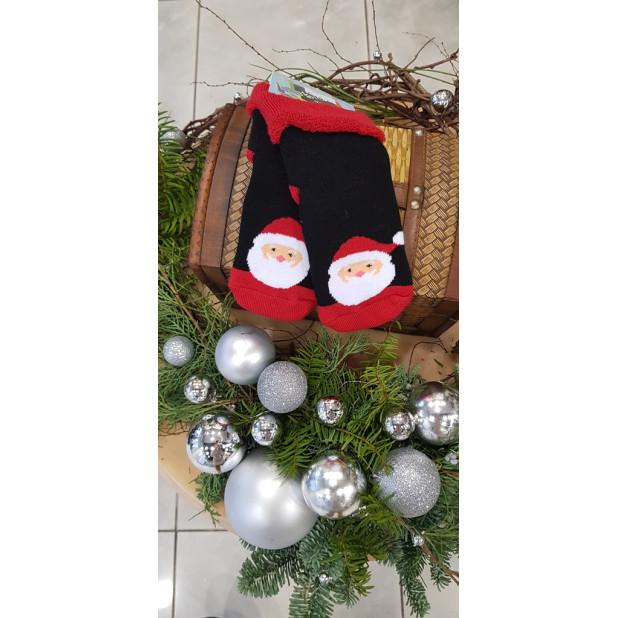 """Juodos kojinės """"Kalėdų..."""