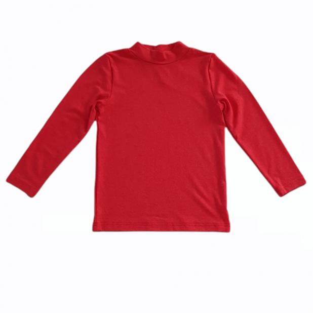 Vaikiškas raudonas pusgolfis