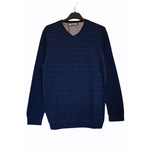 """Mėlynas džemperis """"Semas"""""""