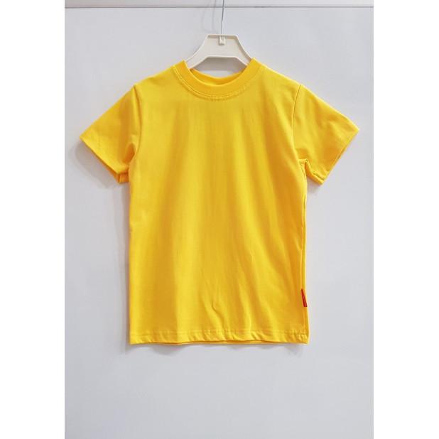 Geltoni vaikiški marškinėliai