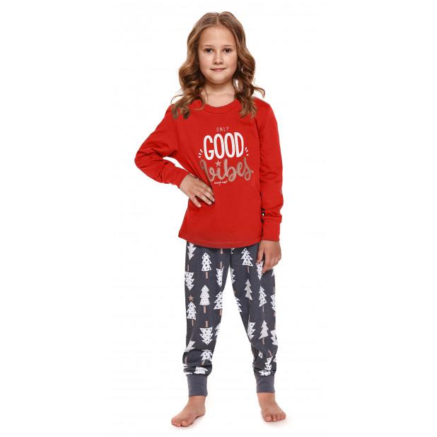 "Pižama mergaitėms ""Good Vibes"""