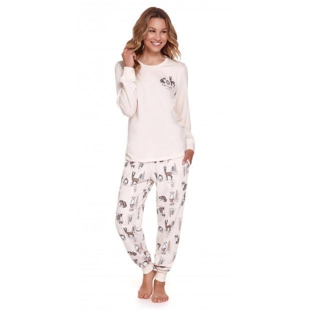 Pieno spalvos pižama...